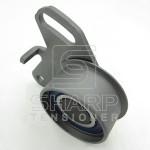 MITSUBISHI  MD011536 Timing belt tensioner pulley