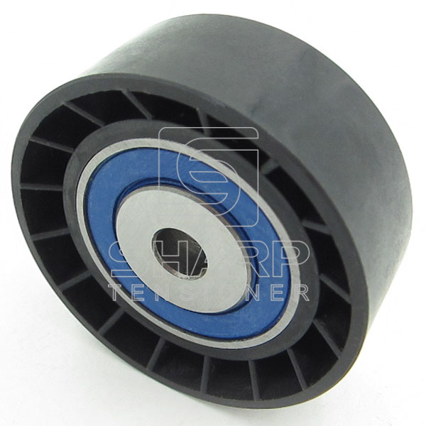 SBT-RE071 RENAULT BELT TENSIOENR PULLEY 8200040161 8200901288 96411499 1175000QAF 96411499 9641149980 4003A4 (1)