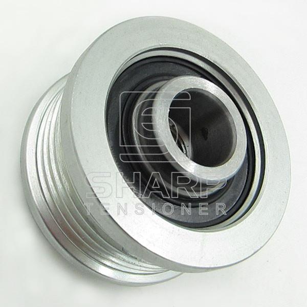 OPEL Freewheel Clutch alternator 93387684 ZN5435 B2220147A
