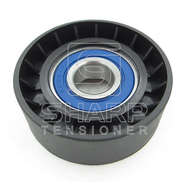 FIAT TENSIONER PULLEY 46756937 55889 T36082  APV1068 VKM32031