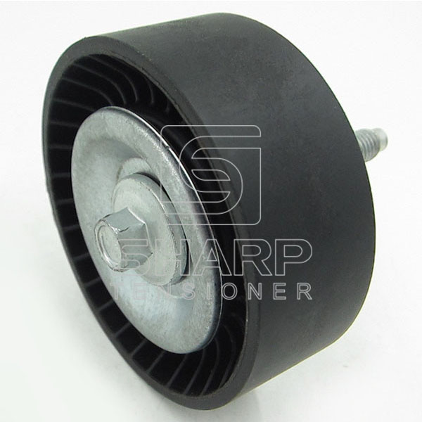 FORD TENSIONER PULLEY 4S7Z8678A