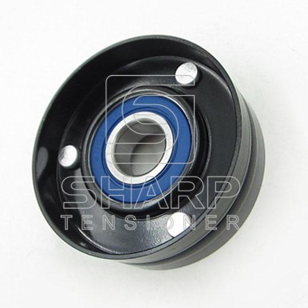 SBT-G003P GM BELT TENSIONER PULLEY 1340534  1340541   1340542 24412292 90500229 90502129 96435138