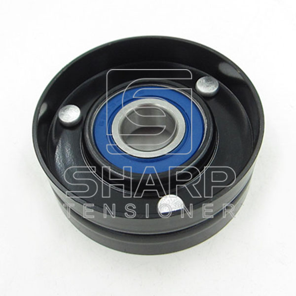 GM BELT TENSIONER PULLEY 1340534  1340541   1340542 24412292 90500229 90502129 96435138