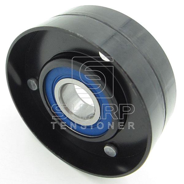 SBT-G003P GM BELT TENSIONER PULLEY 1340534  1340541   1340542   24412292 90500229 90502129 96435138 (1)