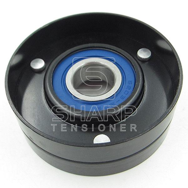 SBT-G003P GM BELT TENSIONER PULLEY 1340534  1340541   1340542   24412292 90500229 90502129 96435138 (2)