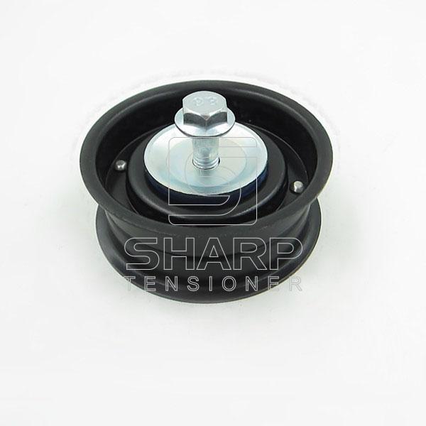 SBT-G042 GM TENSIONER PULLEY  93397256  93304691 (3)