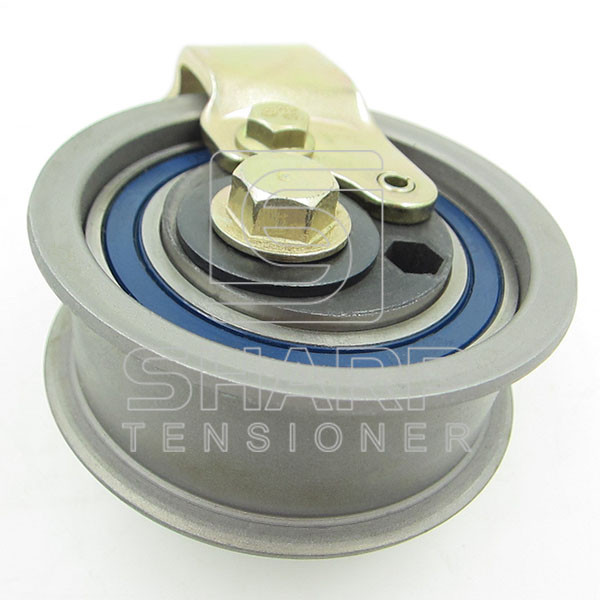 VW  058109243E     058109243C Timing belt tensioner pulley