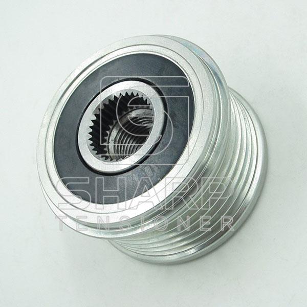 AL011 PEUGEOT 77362558 30667687 5705AS Freewheel Clutch alternator