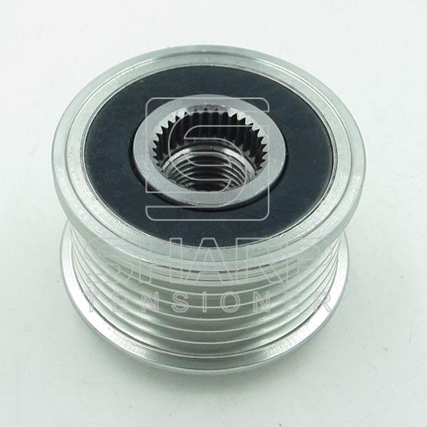 AL014 MERCEDES-BENZ  6111550415 6111550015 6111500360 Freewheel Clutch alternator (1)