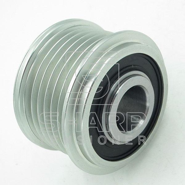 AL014 MERCEDES-BENZ  6111550415 6111550015 6111500360 Freewheel Clutch alternator (2)