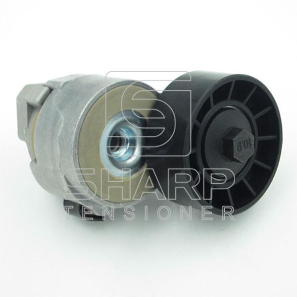 FI065 FIAT  2994029 504086751 504000410 Tensioner Lever, v-ribbed belt (1)