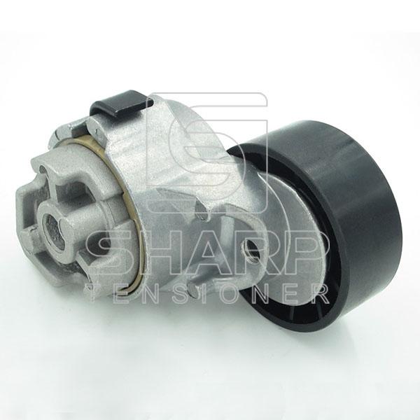 FI065 FIAT  2994029 504086751 504000410 Tensioner Lever, v-ribbed belt (2)