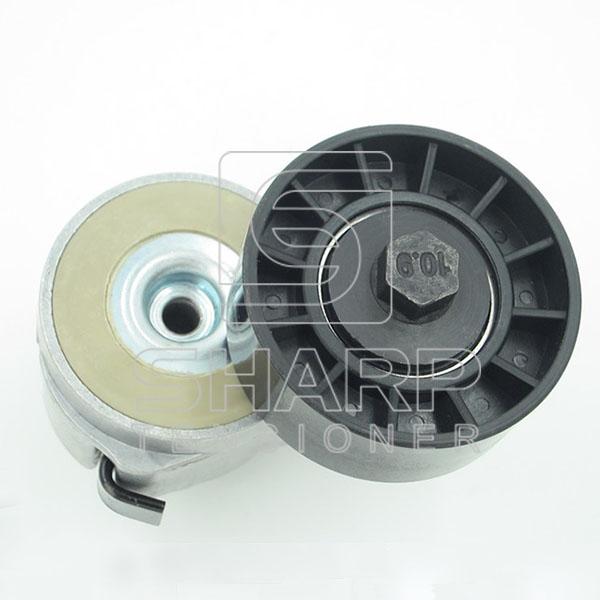 FIAT 2994029 504086751 504000410 Tensioner Lever, v-ribbed belt