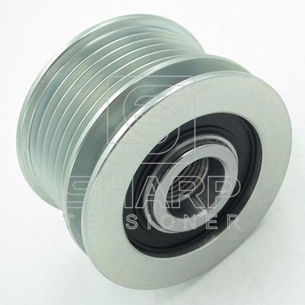MERCEDES-BENZ 6041500060 6041500360  Overruning Alternator Pulley (2)