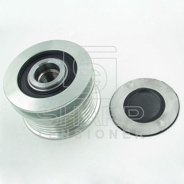 MERCEDES-BENZ 6041500060 6041500360  Overruning Alternator Pulley