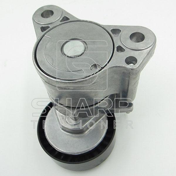 MITSUBISHI  1345A008 1345A060 tensioner Lever, v-ribbed belt (1)