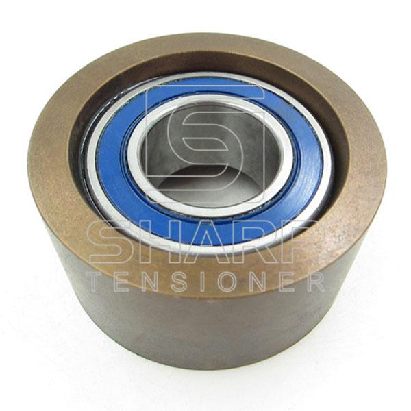 4572003270  4572002770  Truck tensioner pulley,V-Rribbed belt  for Benz