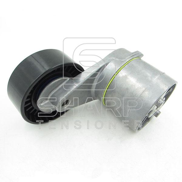 Opel 90412884  1206990 Tensioner Pulley, v-ribbed belt (2)