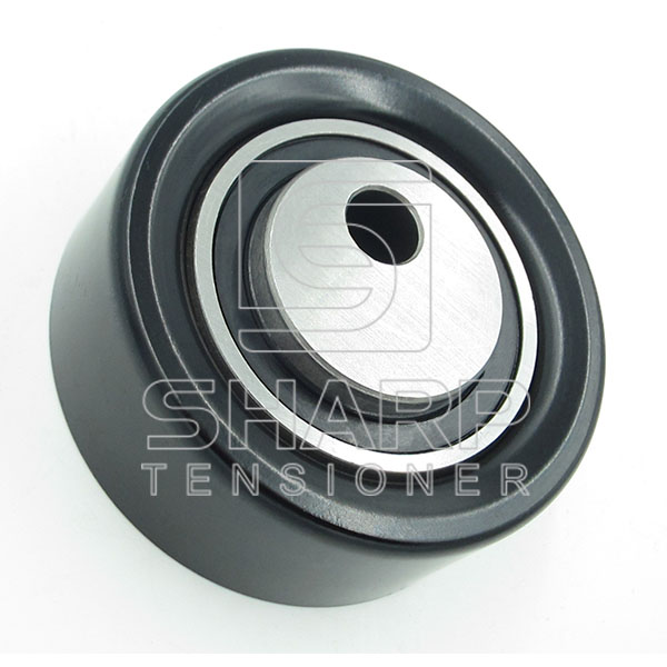 PE019 Peugeot 575129  95577787 96188885 9618888580  Tensioner Pulley, v-ribbed belt (1)