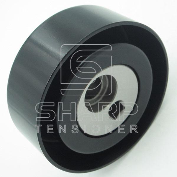 PE019 Peugeot 575129  95577787 96188885 9618888580  Tensioner Pulley, v-ribbed belt