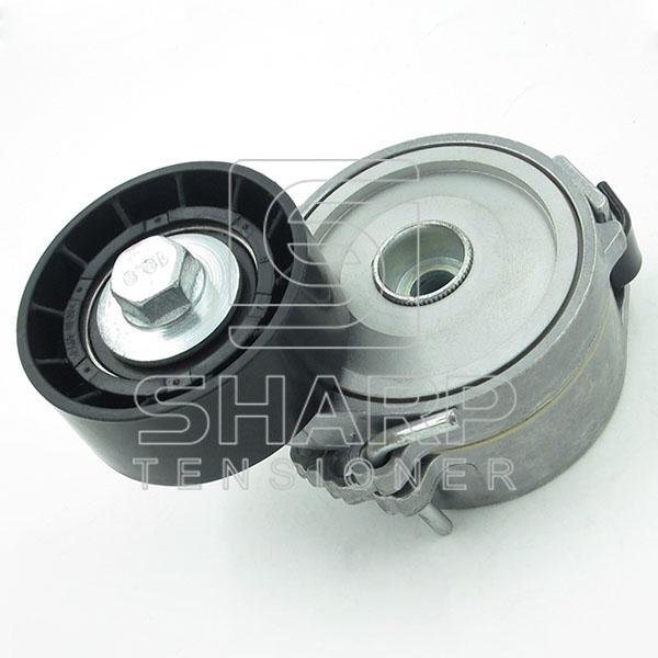 PE047 Peugeot 5751E9  9656363380 Tensioner Lever, v-ribbed belt (2)