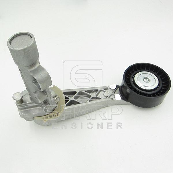 BMW V757101580 V75710158003  11287571015 11287534398 7571015 Belt Tensioner, v-ribbed belt