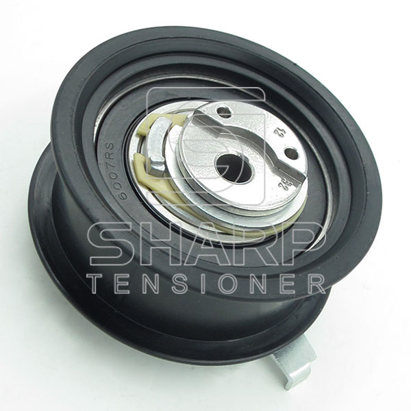 SBT-A022 AUDI 038109243D 038109243F 038109243G  Time Belt Tensioner Pulley (2)