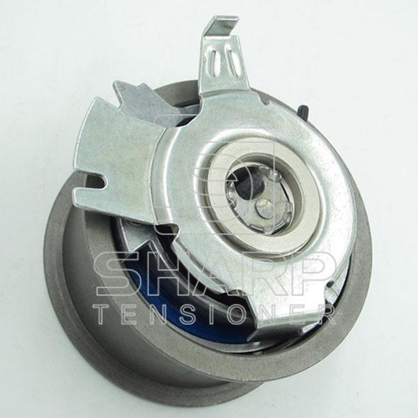 SBT-A071 Timing belt tensioner 038109243M  045109243F    1221490  03L109243B   03L109243F  03L109243D   AUDI (1)