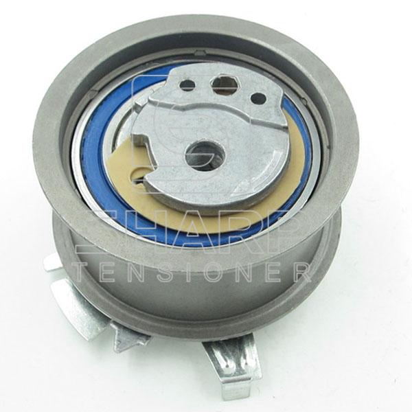 Timing belt tensioner 038109243M  045109243F    1221490  03L109243B   03L109243F   03L109243D   AUDI