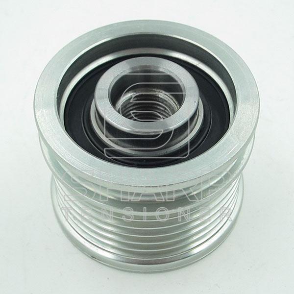 SBT-ME021 6111500160 6111550215 6111550315 6111550615 6111550715  MERCEDES-BENZ Overruning Alternator Pulley (1)