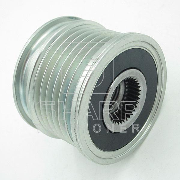 SBT-ME021 6111500160 6111550215 6111550315 6111550615 6111550715  MERCEDES-BENZ Overruning Alternator Pulley (2)