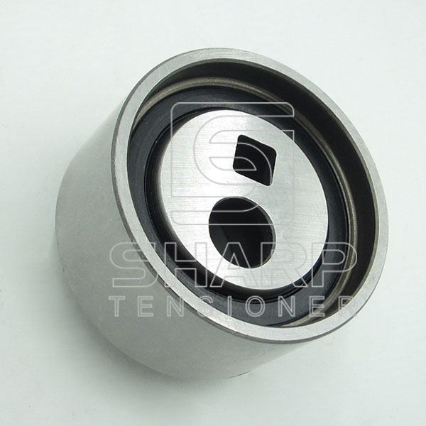SBT-PE036 PEUGEOT 082962  082959  96296777 1281067G01 Timing belt tensioner pulley (2)