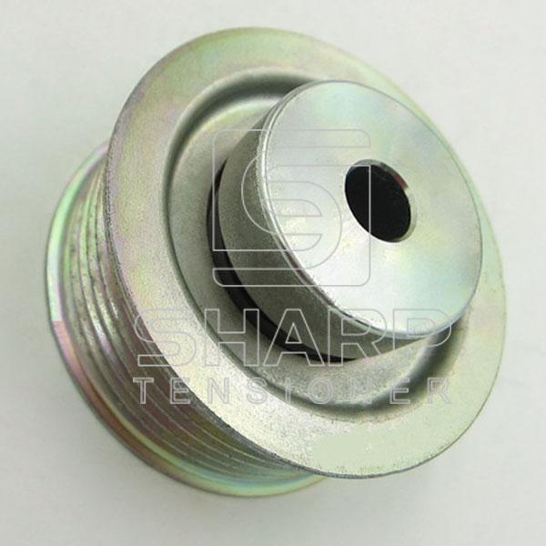 SUZUKI 4916067J00 4916067J00000 Tensioner Pulley, v-ribbed belt (1)