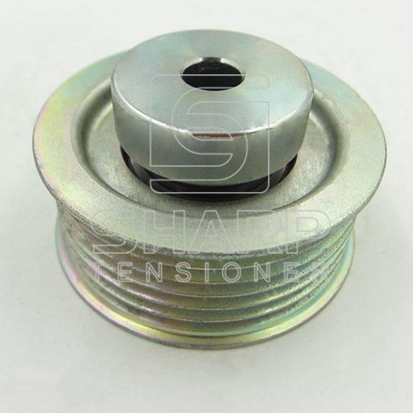 Ribbed Belt Pulley : Suzuki j tensioner pulley v ribbed belt