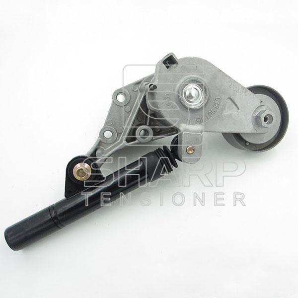 VW 038903315C Tensioner Lever, v-ribbed belt