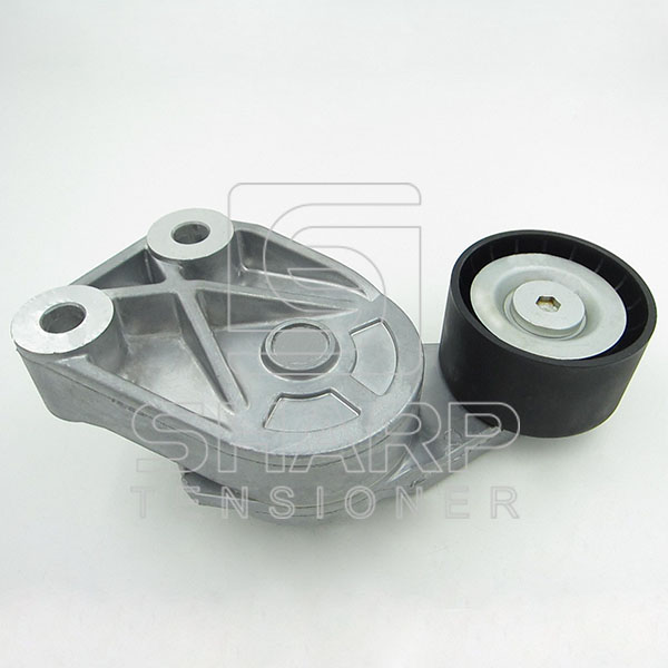 Volvo 20762060 20966526 21404578  Truck Belt Tensioner, v-ribbed belt