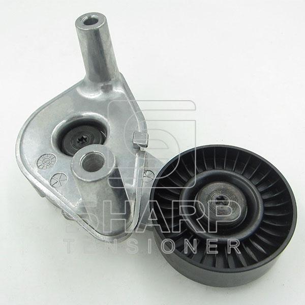 2528137101  2528137120  Hyundai Belt Tensioner, v-ribbed belt (2)