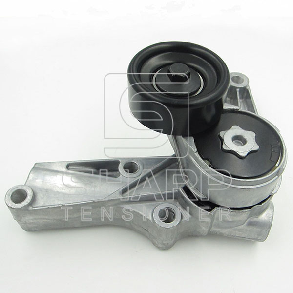 FO021 FORD 92082702 Belt Tensioner, v-ribbed belt (1)