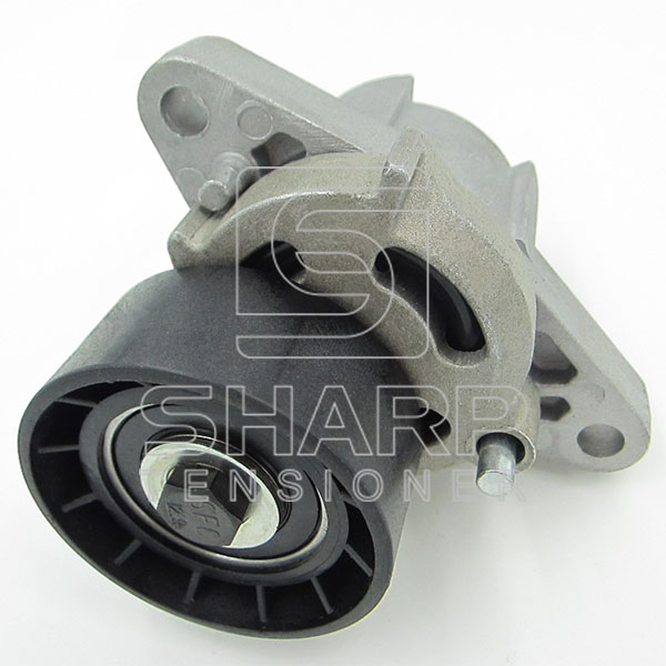 Renault 8200403954   8200169191  Tensioner Pulley, v-ribbed belt (3)