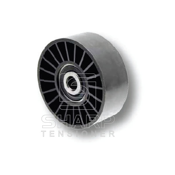 F524200040070 Tractor Belt Tensioner Pulley Fendt