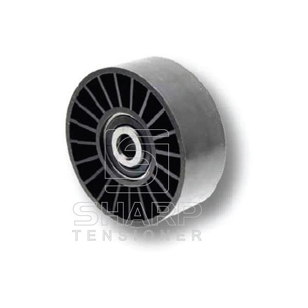 F524200040070 Tractor Belt Tensioner Pulley Fendt