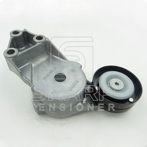 Vag 03890331k 038903315e Belt Tensioner V Ribbed Belt