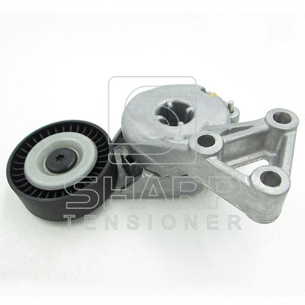 VW 06A903315D 06A903315E  Tensioner Lever, v-ribbed belt