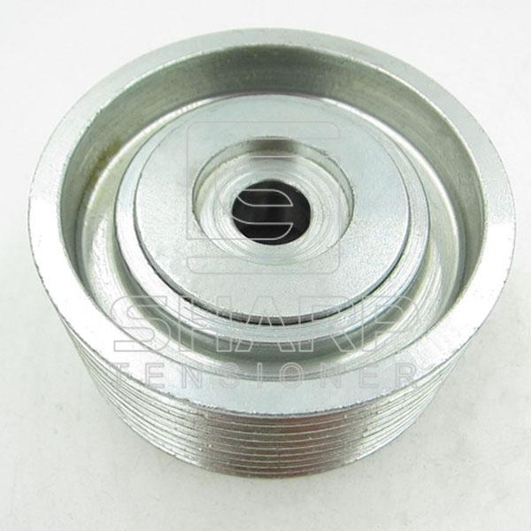 BENZ 4572001170   A4572001170 Guide Pulley, v-ribbed belt (1)