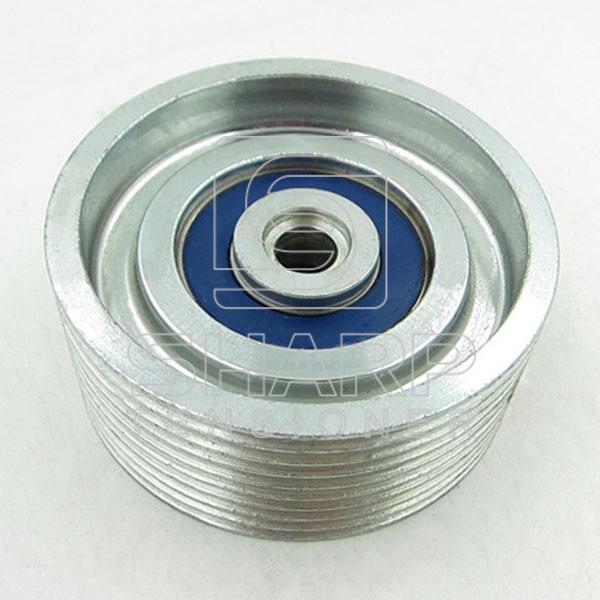 BENZ 4572001170   A4572001170 Guide Pulley, v-ribbed belt