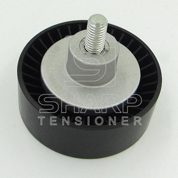BMW 11287516847 7516847 Tensioner Pulley, v-ribbed belt