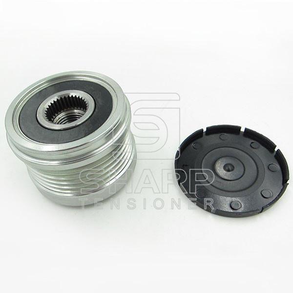 Benz 9061551515  9061550815   Freewheel Clutch, alternator (1)