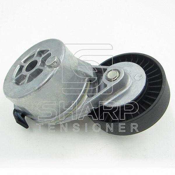 CHRYSLER 04668509AD 04668509AB 04668509AC Tensioner Lever, v-ribbed belt (2)