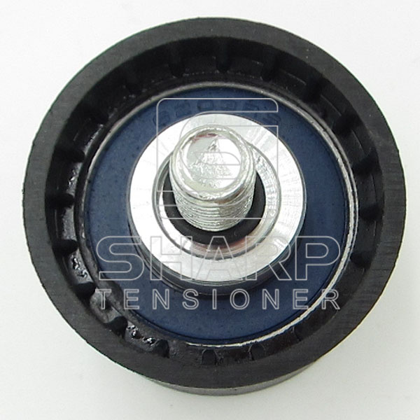 FORD 1053942 978M6M250BB XS4Z6M250BA Guide Pulley, timing belt (1)