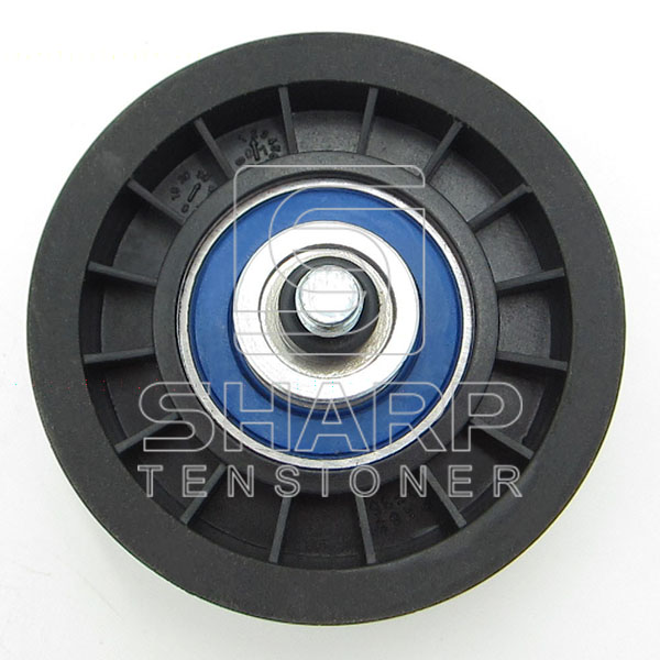 FORD XS6E19A216CC   XS6E19A216CB Guide Pulley, timing belt